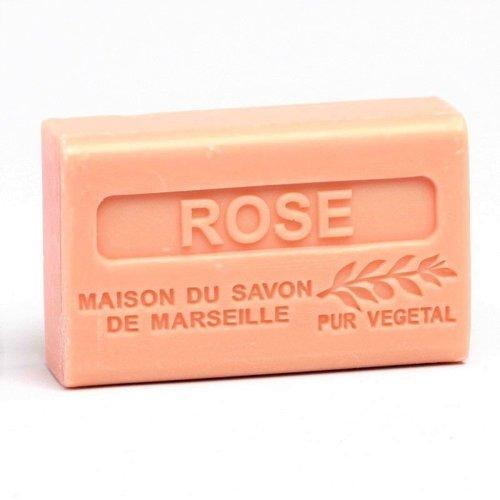 ROCAFLOR Soap Marseille Rose