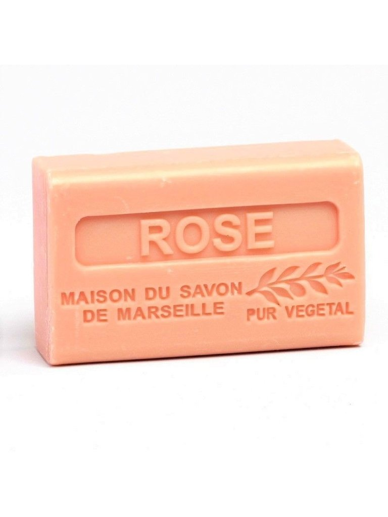ROCAFLOR Soap Marseille Rose