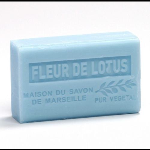 ROCAFLOR Soap Marseille Fleur De Lotus