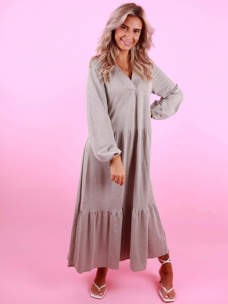 JCL Dress Vera Grey