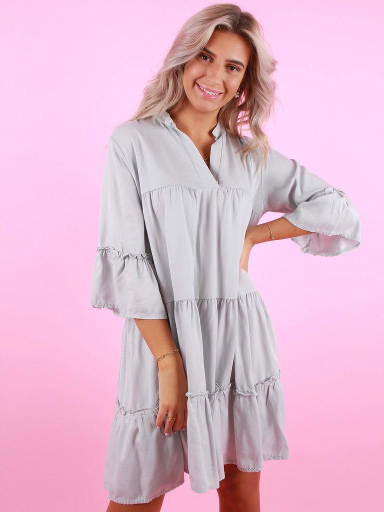 NEW COLLECTION Dress Noor Grey