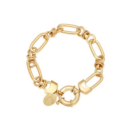 LADYLIKE Armband Chain Inez Goud