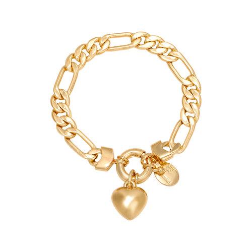 LADYLIKE Armband Chain Mara Goud