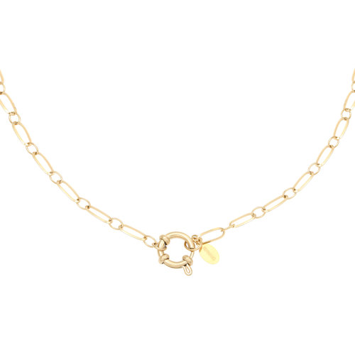 LADYLIKE Necklace Chain Cora Gold