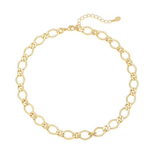LADYLIKE Necklace Chunky Chain Gold