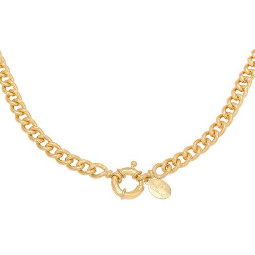 LADYLIKE Necklace Chain Lara Gold