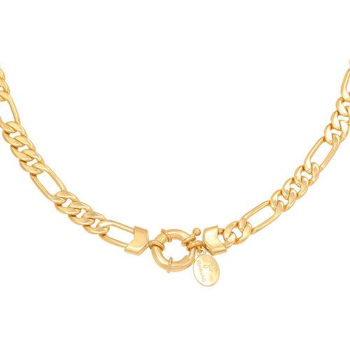 LADYLIKE Necklace Chain Mara Gold