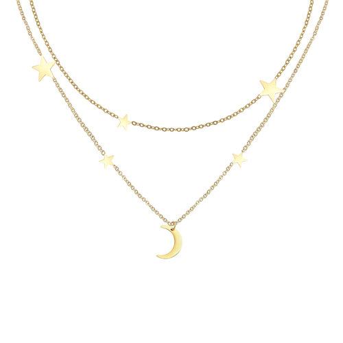 LADYLIKE Necklace Intergalactic Gold