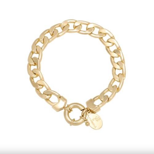 LADYLIKE Bracelet Chain Nina Gold