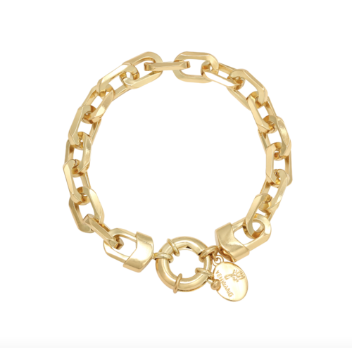 LADYLIKE Bracelet Chain Kyra Gold