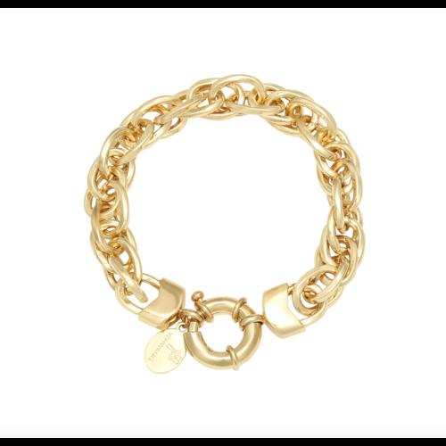 LADYLIKE Armband Chain Jo Goud