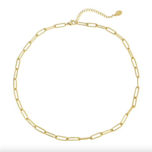 LADYLIKE Necklace Chained Up Gold