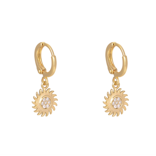 LADYLIKE Earrings Keep Turning Gold