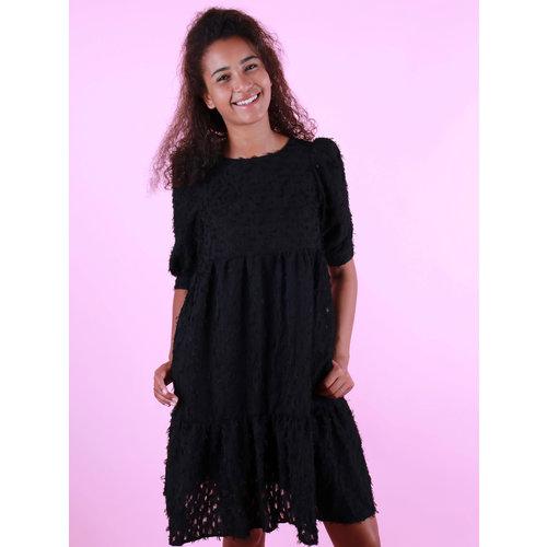 VERA & LUCY Black Dress With Pockets