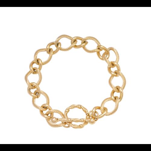 LADYLIKE Bracelet Airy Rounds Gold