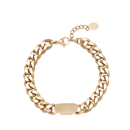 Ladylike Bracelet Power Woman Gold