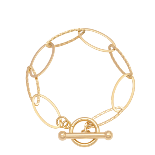 Ladylike Bracelet Airy Links Gold