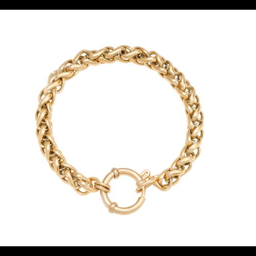 LADYLIKE Bracelet Chain Quinn Gold