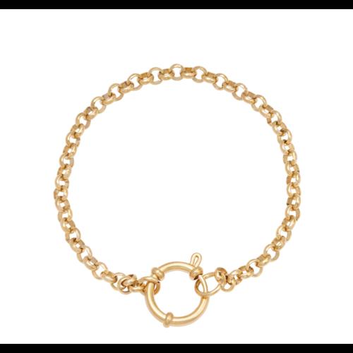 LADYLIKE Bracelet Chain Rylee Gold