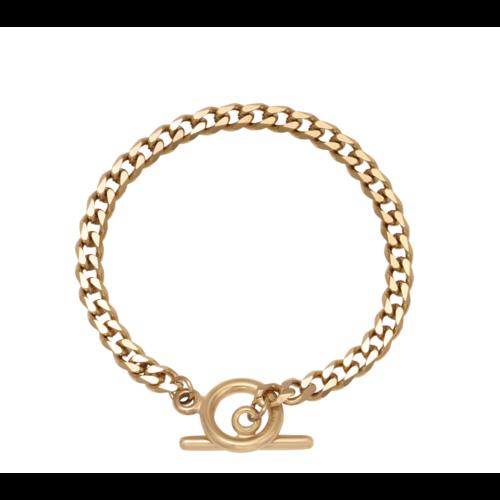 LADYLIKE Bracelet Chain Sanya Gold