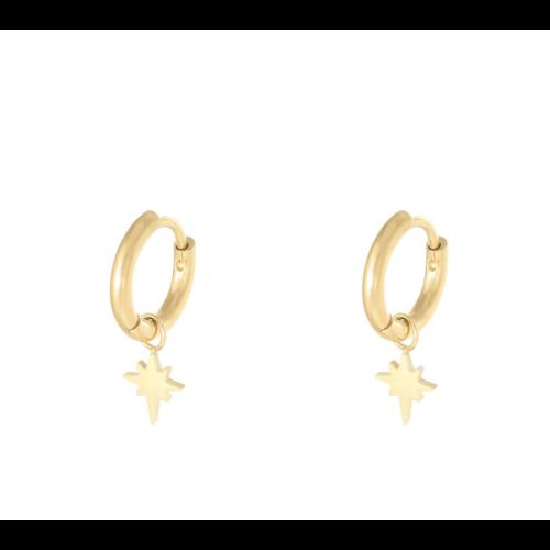 LADYLIKE Earrings Spark Gold