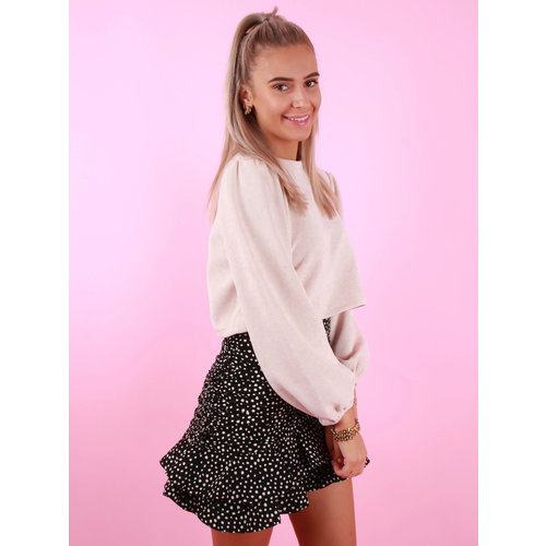 EIGHT PARIS Alexia Jumper Beige