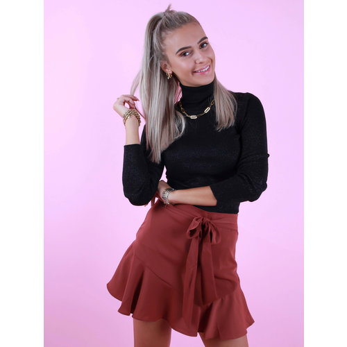 Ivivi Arianne Skirt Rust