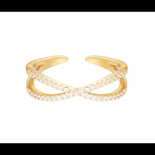 YEHWANG Ring Ruler Gold