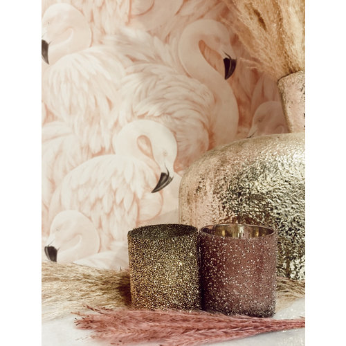Wittkemper Living Tea Light Pink Pearly