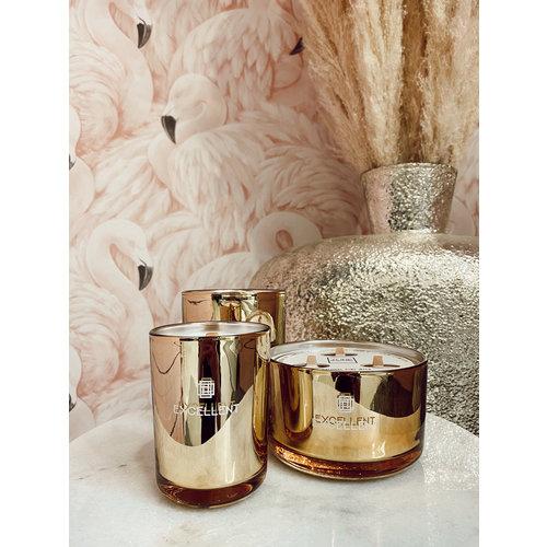 J-LINE PLEASURE OF LIVING Geurkaars Excellent Golden Honey - 50 uur