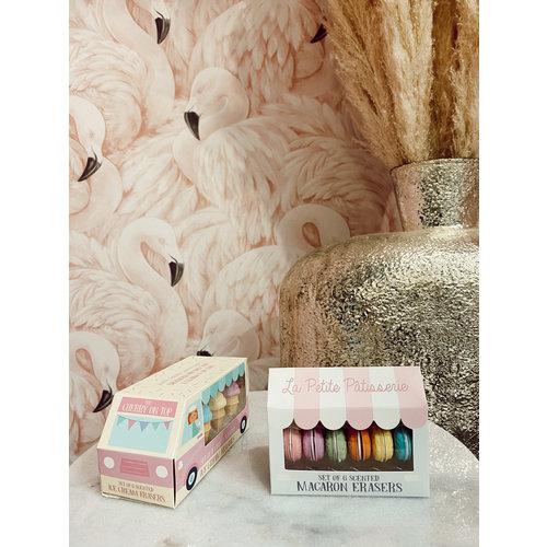 REX LONDON Gummetjes set - Macarons
