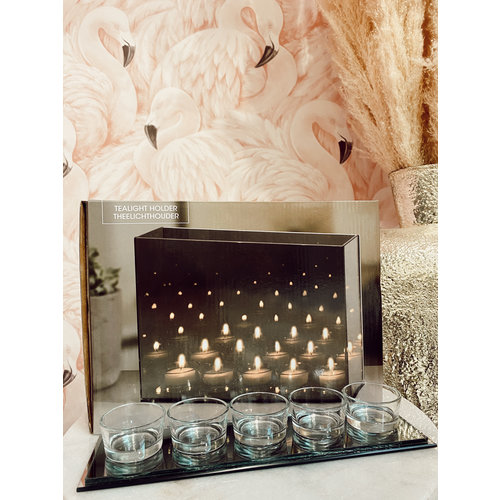 KITCHEN TREND PRODUCTS Tealight Infinity 5x