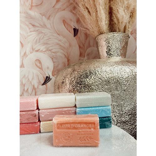 ROCAFLOR Soap Marseille Fleur D'Oranger