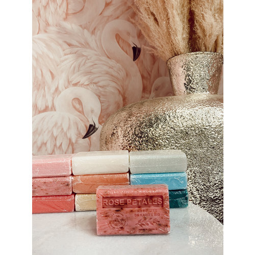 Rocaflor Soap Marseille Rose Petales