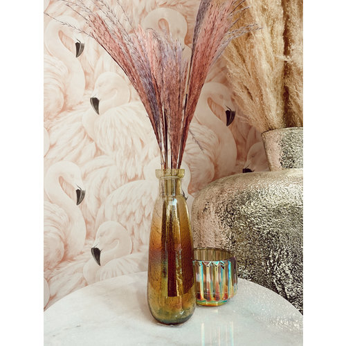 Ladylike  Fashion Little Vase Yellow