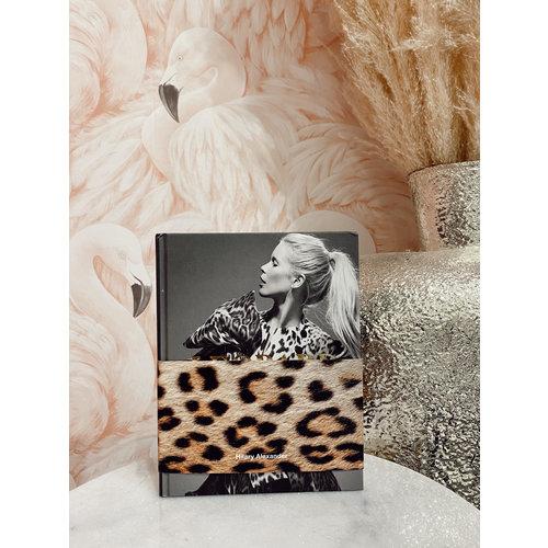 Ladylike  Fashion Leopard Book