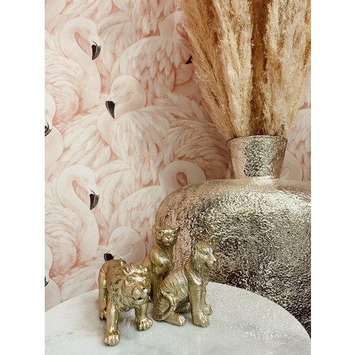 & Klevering Candle Tiger Gold