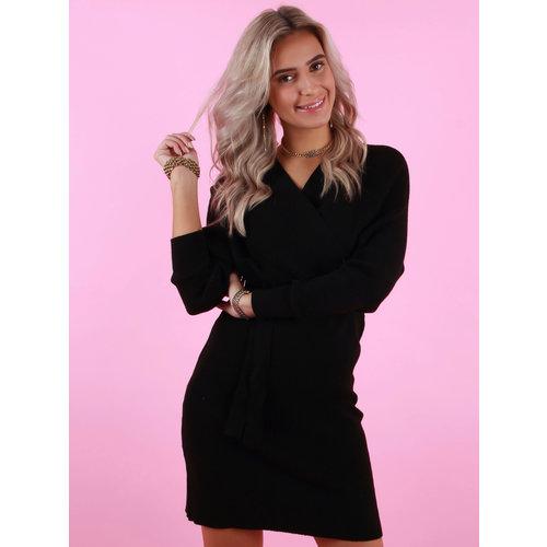 OCCULT Nola Dress Black