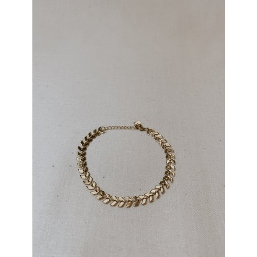 LADYLIKE FASHION V Bracelet Gold