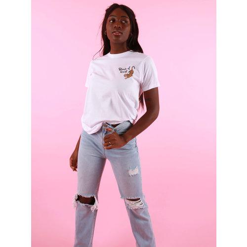 Azuka Brave At Heart Shirt White