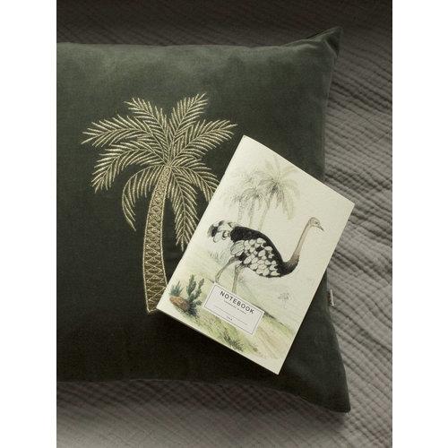 Notebook ostrich