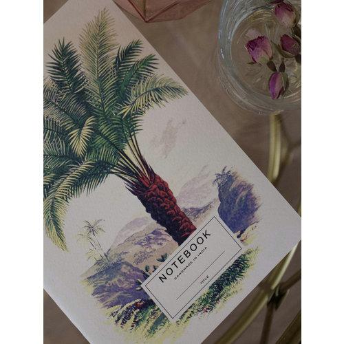Notebook palmtree