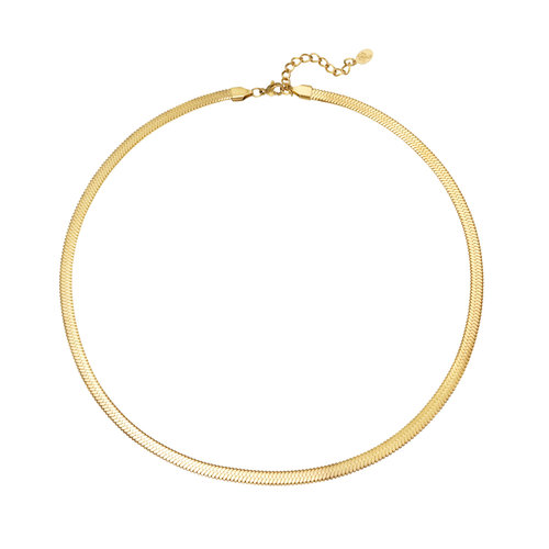 Yehwang Necklace Retreat Gold