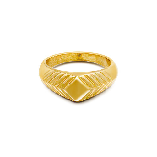 Yehwang Ring Lydia Gold