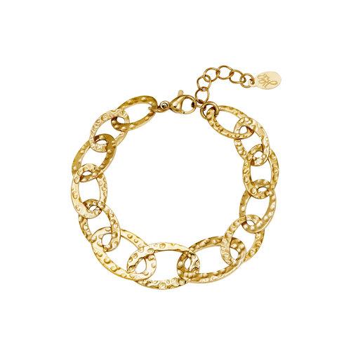 Yehwang Bracelet Lauren Gold