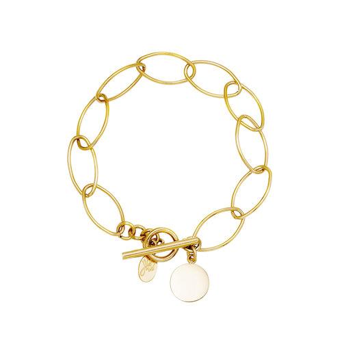 Yehwang Bracelet Tess Gold