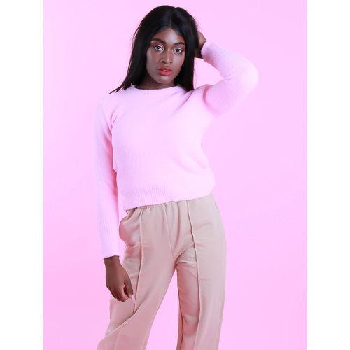 Moocci Pastel Jumper Pink