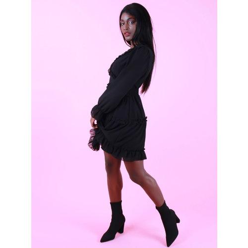 Jumelle Jaimy Dress Black