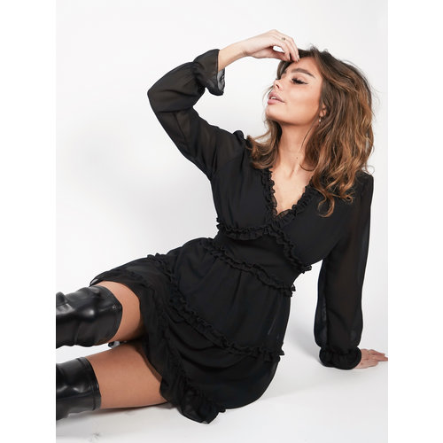 Jumelle Jaimy Dress Black
