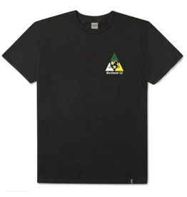 HUF HUF, WC TAKEOVER TT S/S TEE, BLACK